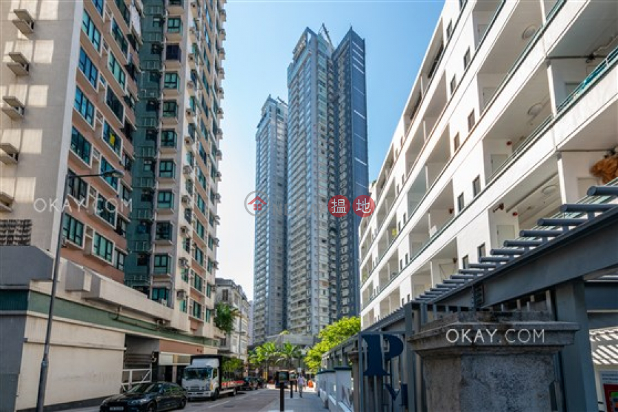 Property Search Hong Kong   OneDay   Residential, Sales Listings   Stylish 3 bed on high floor with sea views & balcony   For Sale