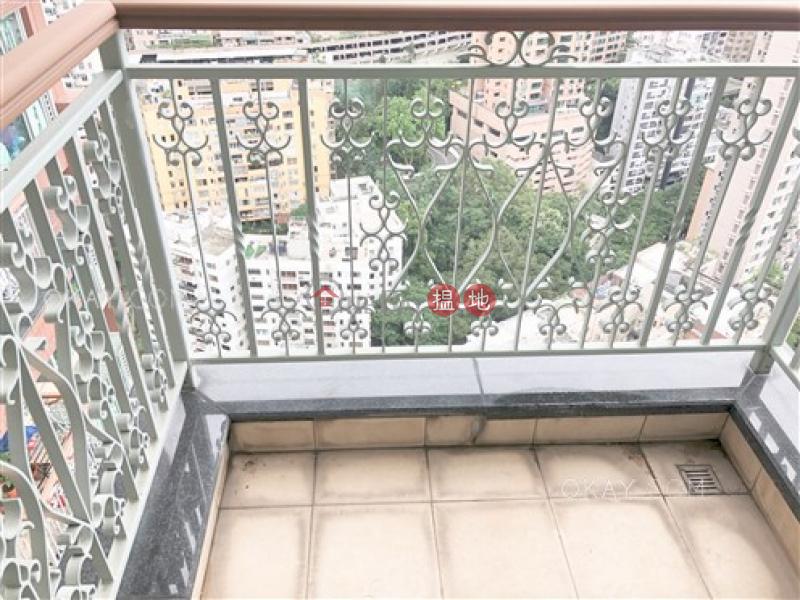 Tasteful 2 bedroom on high floor with balcony | For Sale | 2 Park Road 柏道2號 Sales Listings