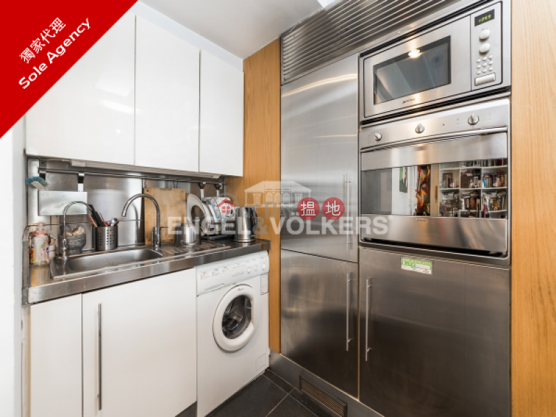1 Bed Flat for Rent in Soho | 105-107 Hollywood Road | Central District | Hong Kong, Rental HK$ 43,000/ month