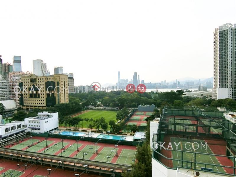 1房1廁,極高層,露台明新大廈出租單位|明新大廈(Ming Sun Building)出租樓盤 (OKAY-R39516)