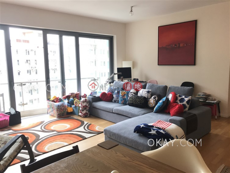 Property Search Hong Kong | OneDay | Residential | Rental Listings | Unique 3 bedroom with balcony & parking | Rental