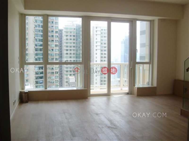 Charming 2 bedroom with balcony | Rental, The Morgan 敦皓 Rental Listings | Western District (OKAY-R313721)