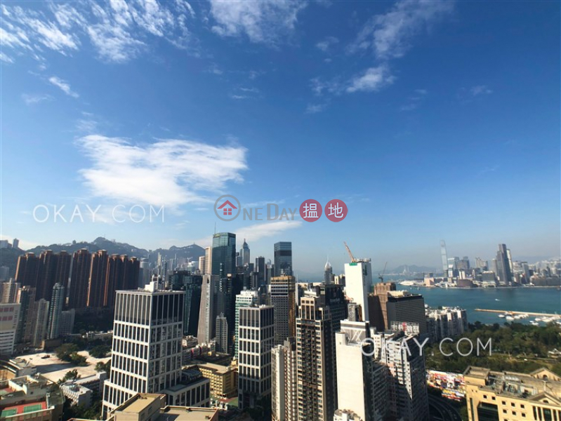 Property Search Hong Kong | OneDay | Residential, Rental Listings | Nicely kept 2 bedroom on high floor with balcony | Rental
