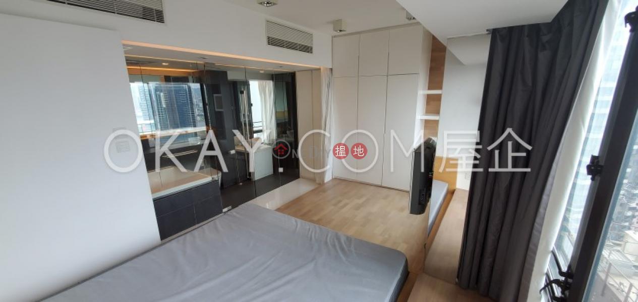 HK$ 26,000/ 月-蔚晴軒西區-1房1廁,極高層,海景,星級會所蔚晴軒出租單位
