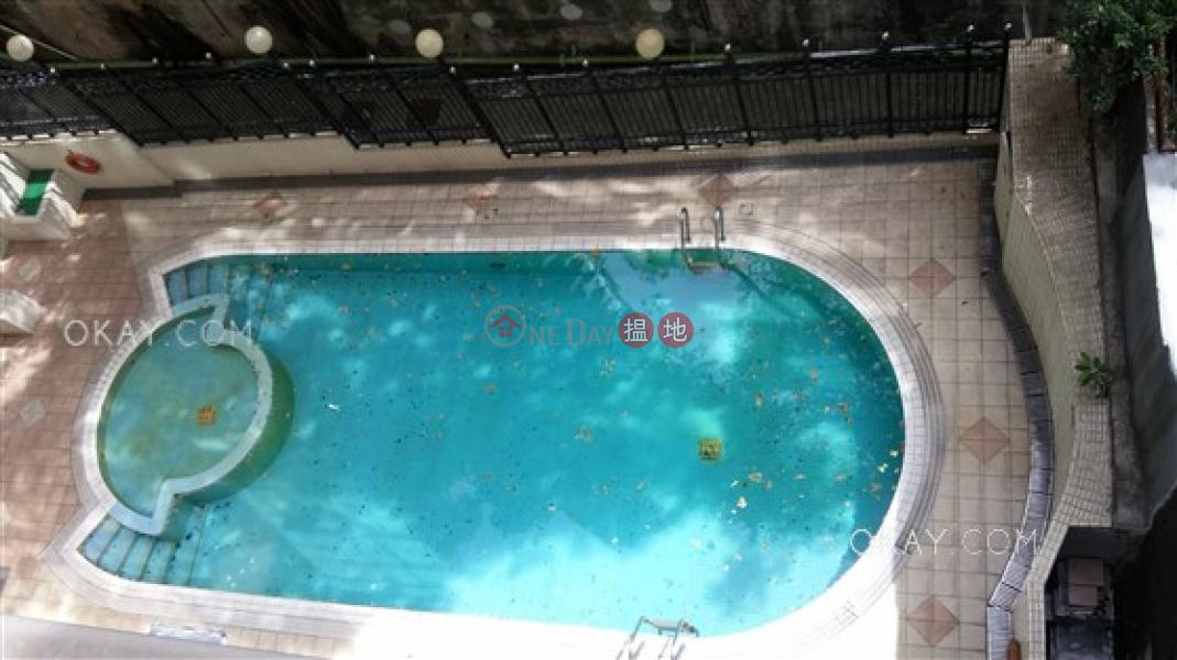 Charming 1 bedroom on high floor with harbour views | Rental | Bellevue Place 御林豪庭 Rental Listings