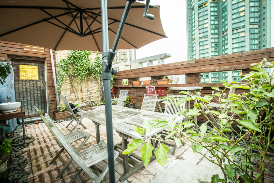 1 bedroom, modern renovation with Roof Top, 20-34 Hau Wo Street | Western District | Hong Kong, Rental, HK$ 26,000/ month