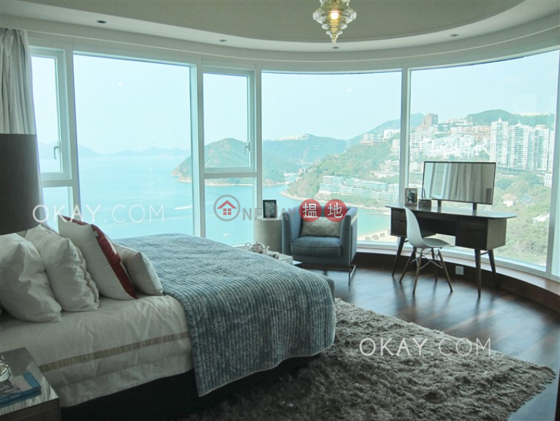 HK$ 125,000/ month, Fairmount Terrace, Southern District Lovely 4 bedroom with sea views & parking | Rental