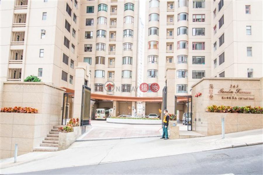 香港搵樓|租樓|二手盤|買樓| 搵地 | 住宅|出租樓盤|4房4廁,實用率高,連車位,露台《花園台出租單位》