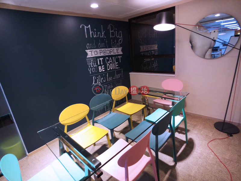 Co Work Mau I Meeting Room for Hourly Rent | 8 Hysan Avenue | Wan Chai District Hong Kong, Rental HK$ 320/ month