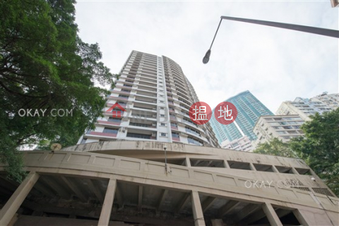 Nicely kept 1 bedroom on high floor | Rental|St. Joan Court(St. Joan Court)Rental Listings (OKAY-R7291)_0
