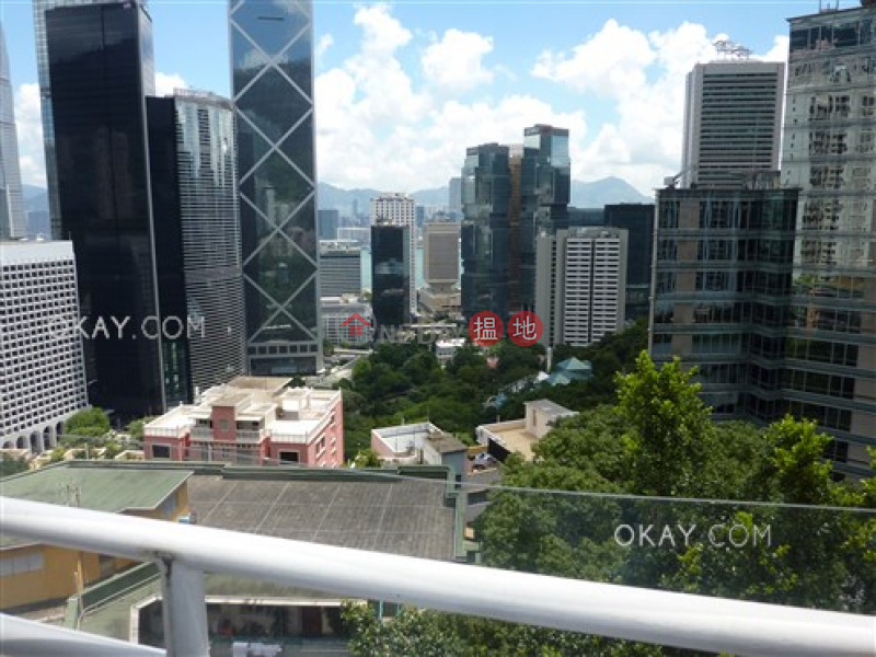 HK$ 75,000/ month Estella Court, Central District Efficient 3 bedroom on high floor with balcony | Rental