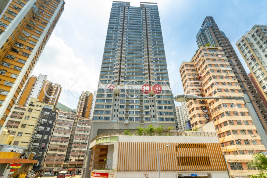 Charming 3 bedroom on high floor with balcony | Rental 333 Shau Kei Wan Road | Eastern District | Hong Kong | Rental | HK$ 33,000/ month