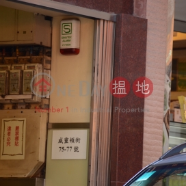 75-77 Wellington Street,Central, Hong Kong Island