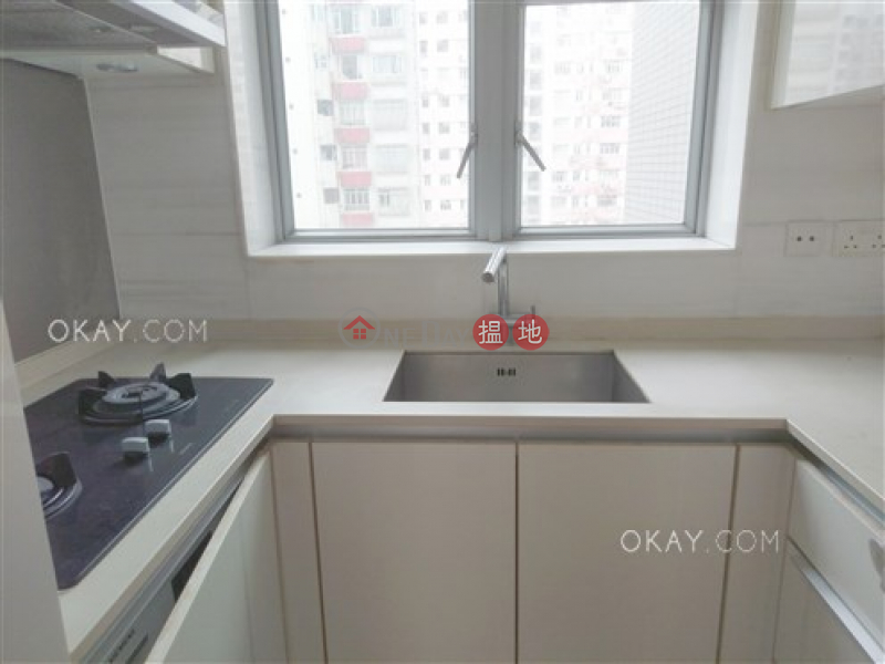 Property Search Hong Kong | OneDay | Residential | Rental Listings | Unique 3 bedroom on high floor with balcony | Rental