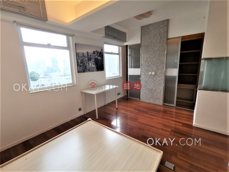 HK$ 25,000/ month | Tai Hang Terrace Wan Chai District, Charming 1 bedroom with sea views & parking | Rental