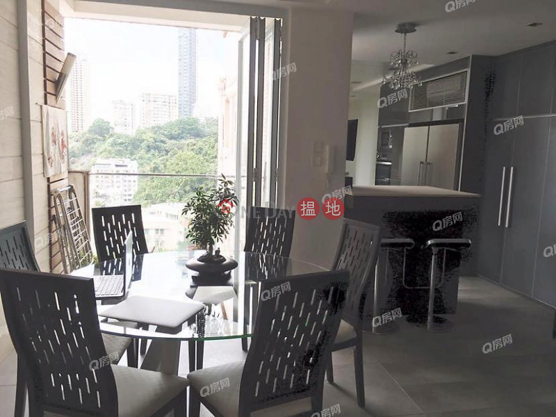 134-136 Green Lane Court | 3 bedroom High Floor Flat for Sale | 134-136 Green Lane | Wan Chai District, Hong Kong, Sales | HK$ 22.8M