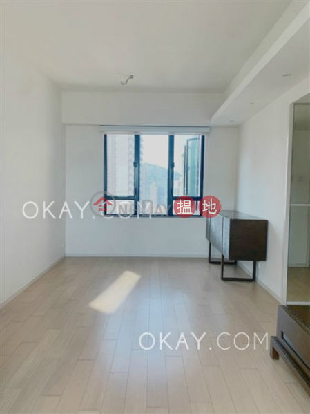 Nicely kept 2 bedroom on high floor with harbour views | Rental 1-3 Breezy Path | Western District, Hong Kong | Rental HK$ 38,000/ month