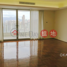 Efficient 4 bed on high floor with balcony & parking | Rental