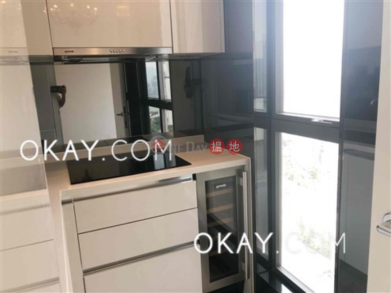 Charming 2 bedroom on high floor with balcony & parking   For Sale, 9 Warren Street   Wan Chai District Hong Kong Sales, HK$ 24M