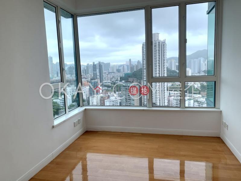4房3廁,極高層,連車位聖佐治大廈出租單位-81窩打老道   油尖旺 香港 出租 HK$ 79,000/ 月