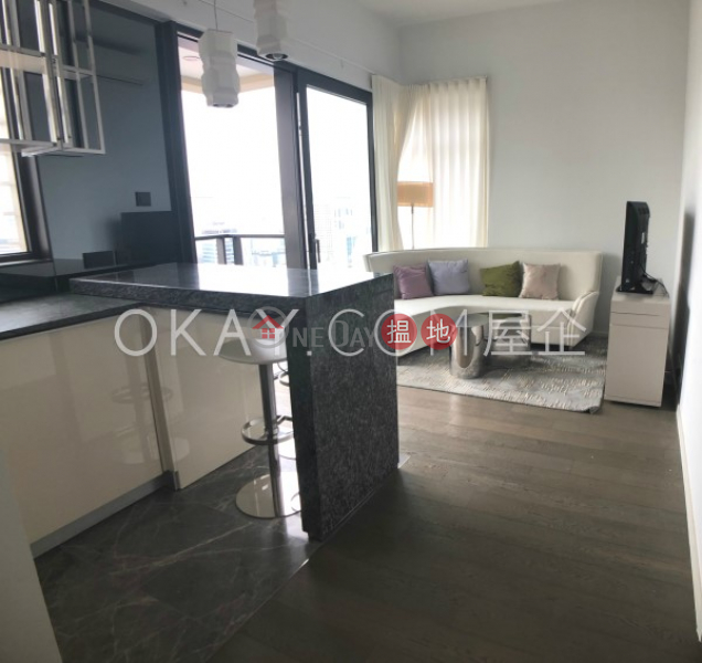 Intimate 1 bedroom on high floor with balcony   Rental, 1 Coronation Terrace   Central District   Hong Kong, Rental, HK$ 29,800/ month