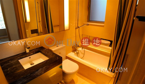 Elegant 2 bedroom in Kowloon Station | Rental|The Cullinan Tower 20 Zone 2 (Ocean Sky)(The Cullinan Tower 20 Zone 2 (Ocean Sky))Rental Listings (OKAY-R316419)_0