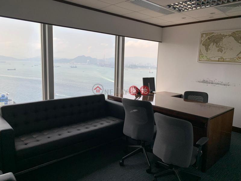 HK$ 120,000/ month   Shun Tak Centre Western District, highfloor,seaview
