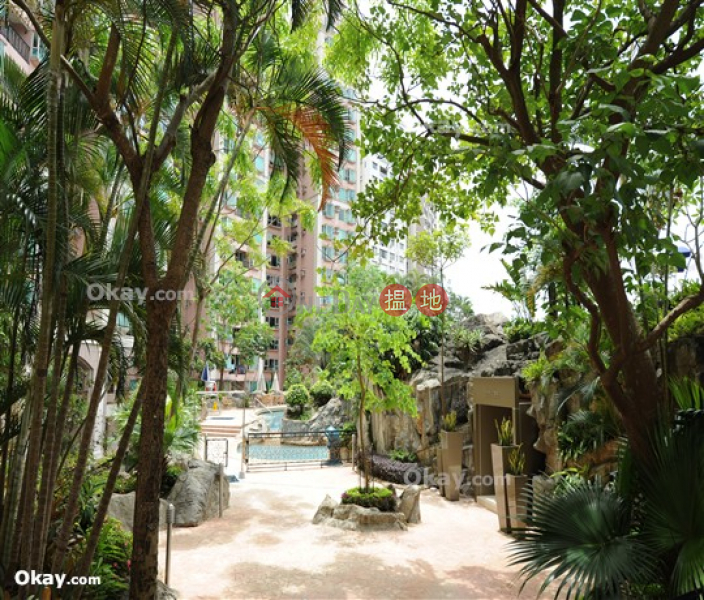 Property Search Hong Kong | OneDay | Residential | Rental Listings, Nicely kept 3 bed on high floor with balcony & parking | Rental
