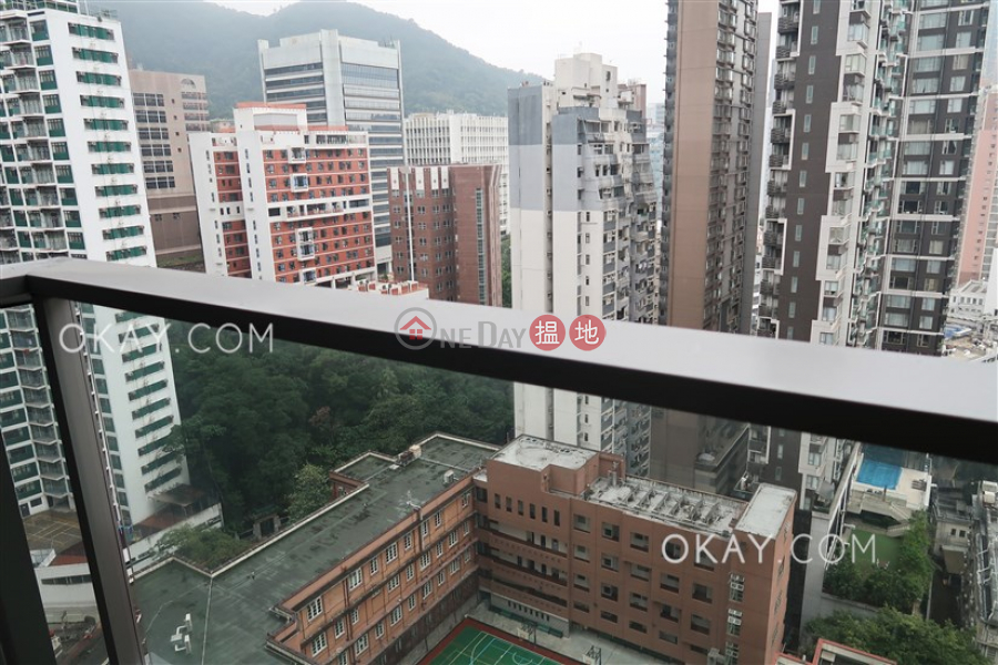 Luxurious 1 bedroom with balcony | For Sale, 38 Western Street | Western District | Hong Kong | Sales HK$ 12M
