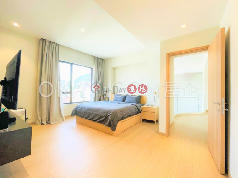 HK$ 200,000/ month, Regal Crest   Western District, Rare 5 bed on high floor with harbour views & balcony   Rental