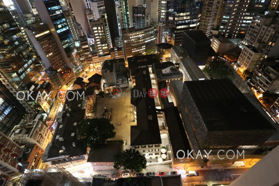Property Search Hong Kong | OneDay | Residential, Rental Listings Tasteful 1 bedroom on high floor with terrace | Rental
