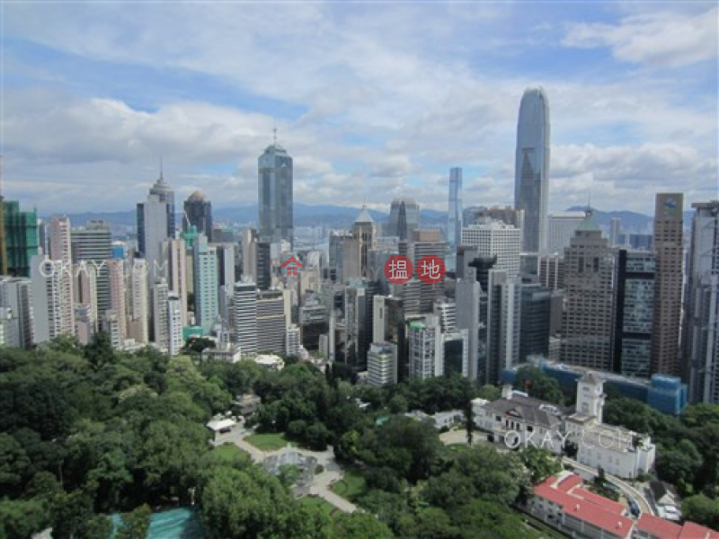 Exquisite 3 bed on high floor with balcony & parking | For Sale | Kennedy Park At Central 君珀 Sales Listings