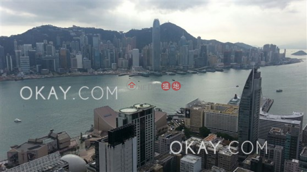 Lovely 2 bedroom with harbour views | Rental | The Masterpiece 名鑄 Rental Listings