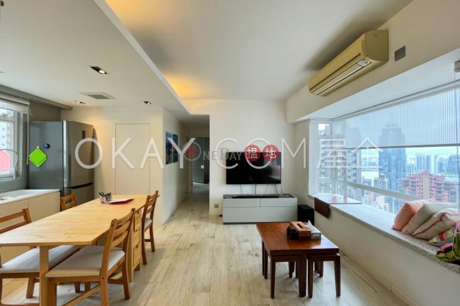 Nicely kept 2 bedroom in Mid-levels West | Rental | Conduit Tower 君德閣 Rental Listings