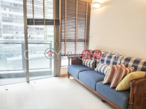 Popular 2 bedroom with balcony   Rental Yau Tsim MongGrand Austin Tower 1(Grand Austin Tower 1)Rental Listings (OKAY-R299051)_0