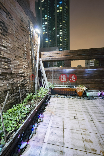 HK$ 26,000/ month | Shun Cheong Building, Western District 1 bedroom, modern renovation with Roof Top