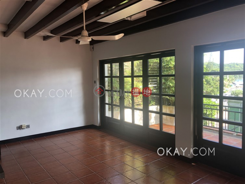 HK$ 24M   Che Keng Tuk Village Sai Kung   Popular house with sea views & balcony   For Sale
