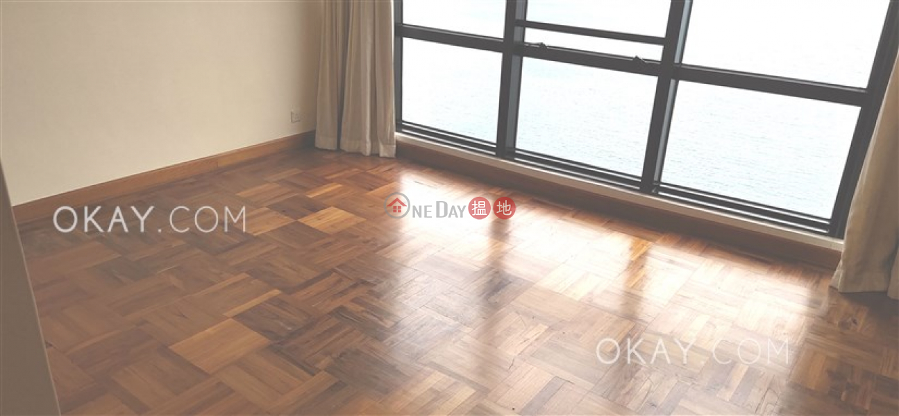 Lovely 4 bedroom on high floor with sea views & balcony | Rental, 38 Tai Tam Road | Southern District Hong Kong | Rental, HK$ 81,000/ month