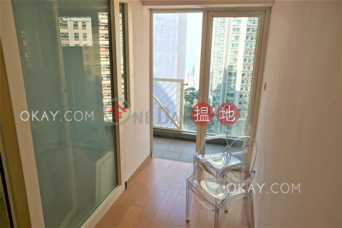Lovely 1 bedroom on high floor with balcony | Rental|The Icon(The Icon)Rental Listings (OKAY-R210829)_0