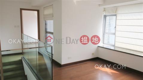 Stylish 4 bedroom on high floor with balcony & parking | Rental|Serenade(Serenade)Rental Listings (OKAY-R77578)_0