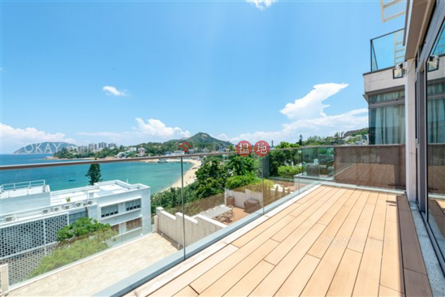 Luxurious house with sea views, rooftop & terrace | For Sale | 6 Stanley Beach Road 赤柱灘道6號 Sales Listings