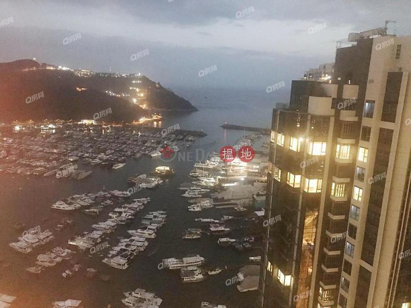 HK$ 2,200萬|深灣軒2座|南區|高層海景,開揚遠景,乾淨企理,名牌發展商,特色單位《深灣軒2座買賣盤》