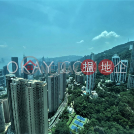 Beautiful 3 bedroom on high floor with parking | For Sale