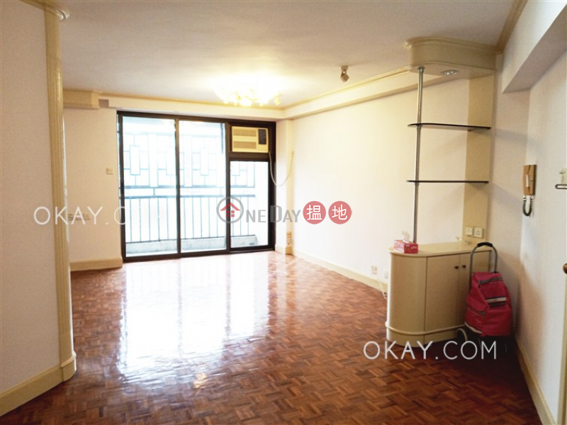 Elegant 3 bedroom on high floor with balcony | Rental | (T-35) Willow Mansion Harbour View Gardens (West) Taikoo Shing 太古城海景花園綠楊閣 (35座) Rental Listings