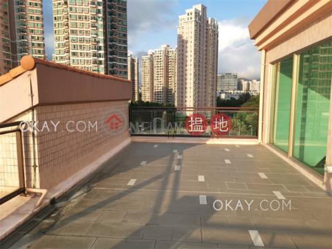 Gorgeous 4 bedroom on high floor with rooftop & terrace | Rental|Hong Kong Gold Coast Block 22(Hong Kong Gold Coast Block 22)Rental Listings (OKAY-R26482)_0