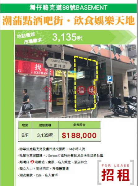 Property Search Hong Kong | OneDay | Retail, Rental Listings | Shop for Rent in Wan Chai