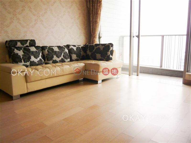 Elegant 3 bed on high floor with harbour views | Rental | Island Crest Tower 2 縉城峰2座 Rental Listings