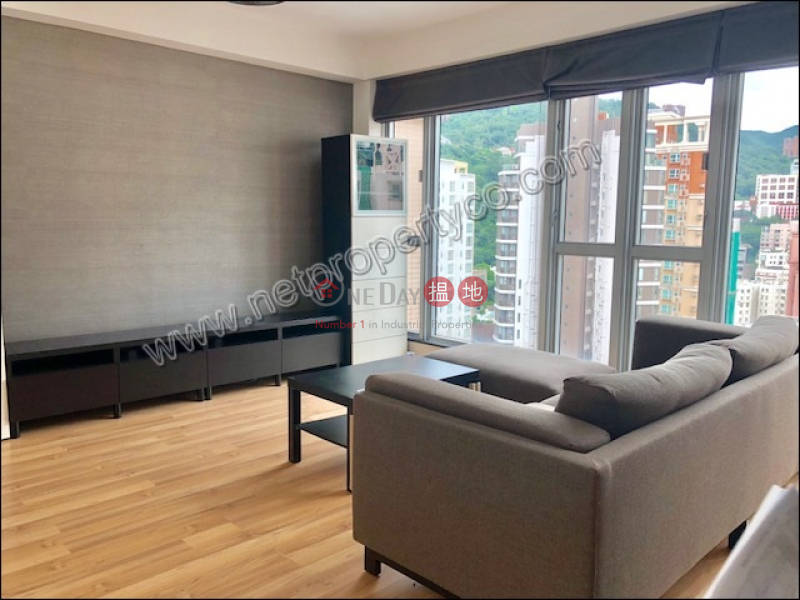 Brand New Apartment for Both Sale and Rent | Le Village 駿愉居 Rental Listings