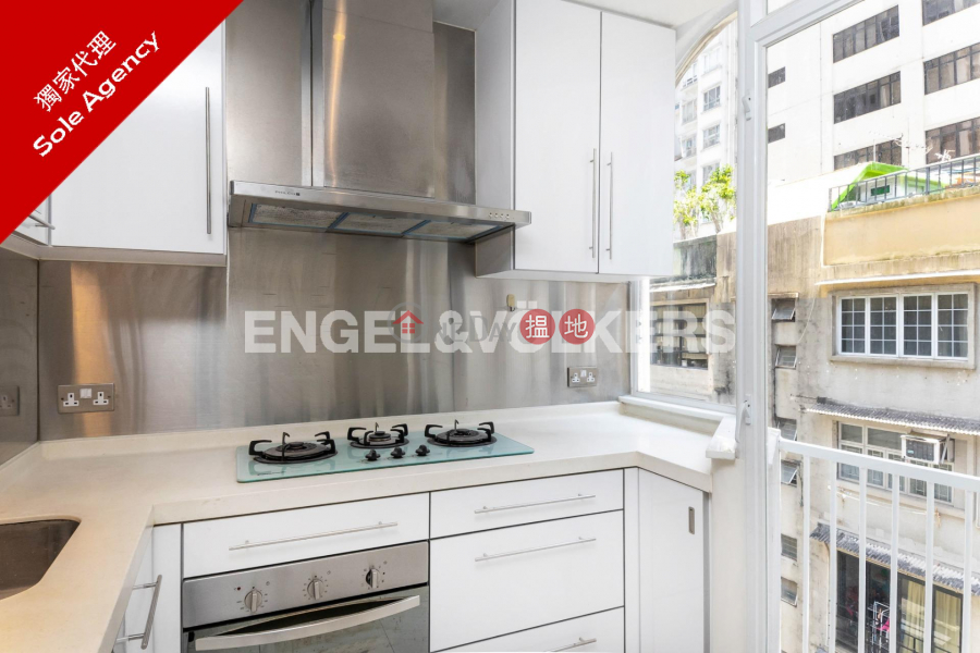 1 Bed Flat for Rent in Mid Levels West, Bonito Casa 太子臺4號 Rental Listings | Western District (EVHK91494)