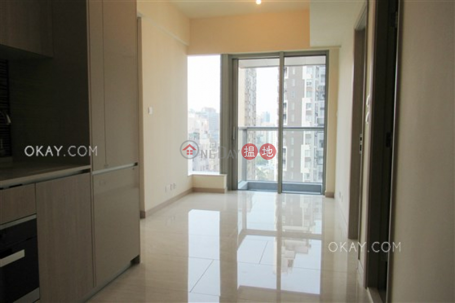 Popular 1 bedroom on high floor with balcony | For Sale | King\'s Hill 眀徳山 Sales Listings